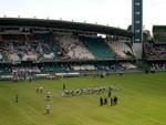 Im Stadion, Curitiba gewinnt 3:2 gegen Paraná