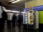 Bücherautomat in der Metro, sowas gibts wohl auch nur in Brasilien (oder?)