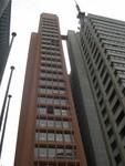 Das wohl schmalste Hochhaus der Welt